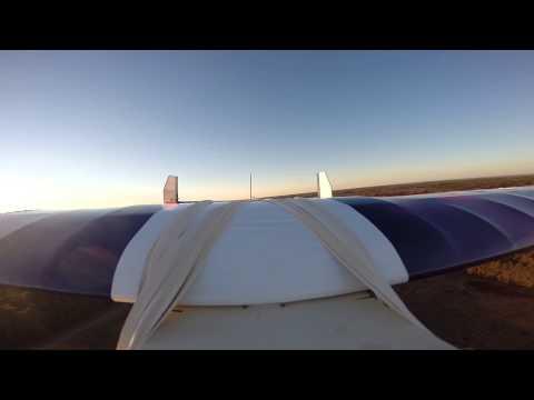 ODU Spring 2015 SAE Aero East Competition Test Pane