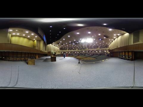Commencement 2017 — 360° VR