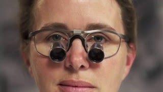 Проверка настроек бинокулярной лупы ExamVision(Выберите бинокулярные лупы, которые сделаны для Вас. http://dentoptics.ru/category/binoculars/examvision/, 2016-01-20T16:46:14.000Z)
