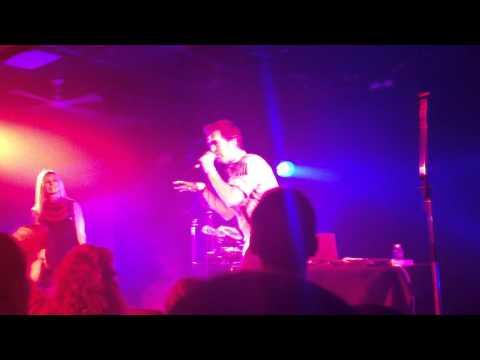 sonicanimation - Super Showbiz Star (Live @ The Zoo, Brisbane 05.04.13)