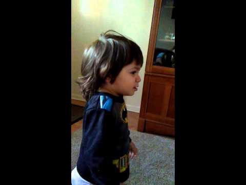 Little man Rio Alexander Afif