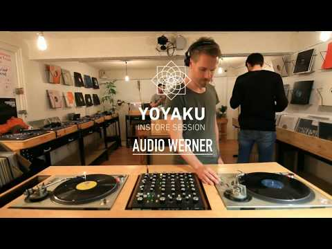 yoyaku instore session : Audio Werner