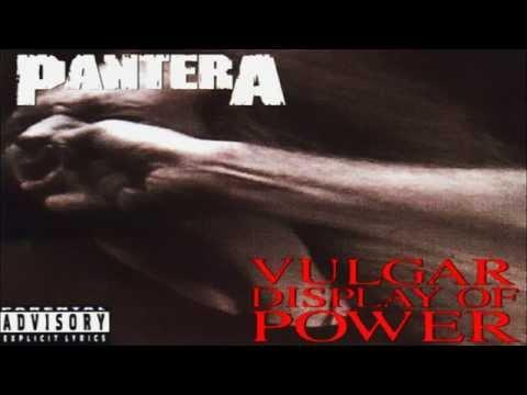 PANTERA - VULGAR DISPLAY OF POWER 1992 (Full Album)