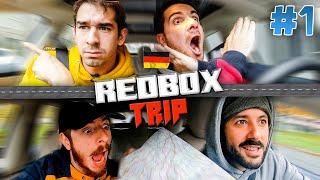 1000 KM SANS CARTE NI GPS ! (EN ALLEMAGNE) - RedBoxTrip2 #1