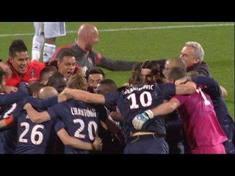 Ligue 1 - Résumé de la 36ème journée / 2012-13