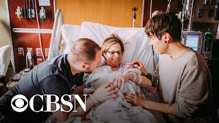 Grandmother gives birth to own granddaughter