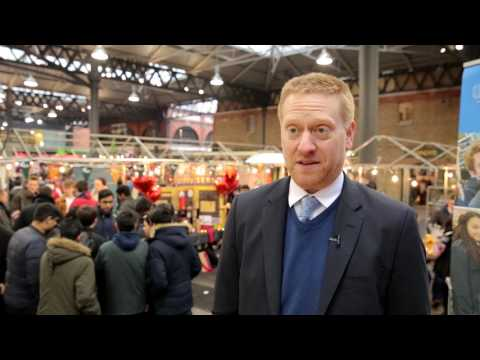 Spitalfields Trade Fair 2017 - Full Video