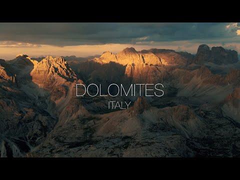 Dolomites Cinematic 4K Mavic Air 2 - Drone Video