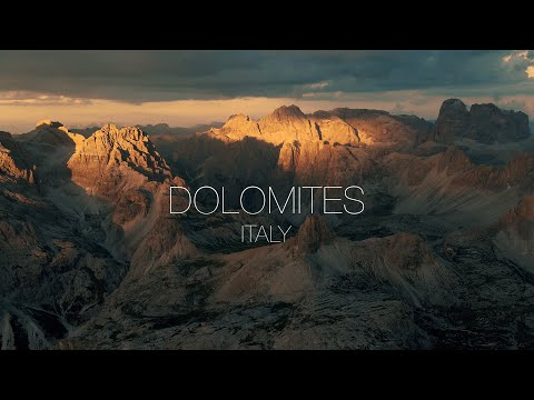 Dolomites Cinematic 4K Mavic Air 2 - Drone Video