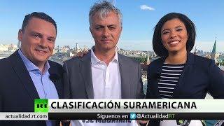 Mourinho a RT: En Sudamérica hay una verdadera clasificación