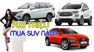 SUV đô thị tầm giá 700 triệu đáng tiền nhất hiện nay tại VN #txh