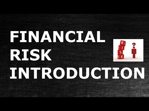 Financial Risk | Introduction Financial Risk Analytics