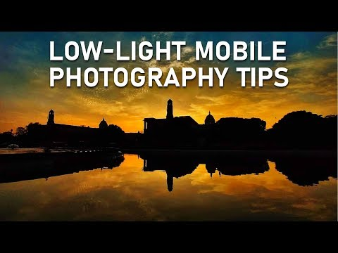 SECRET Low Light Mobile Photography Tips 2019 (Hindi)