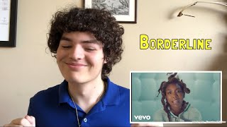 Brandy - Borderline | REACTION