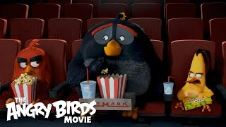 The Angry Birds Movie - The Flock Visits Cinemark