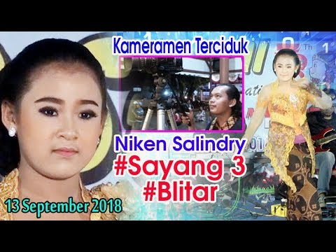 Niken Salindry #Sayang 3 #Blitar ! 13 September 2018