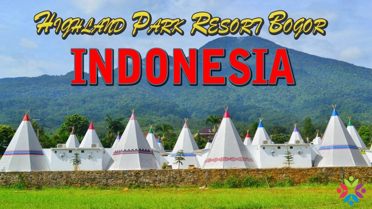 Highland Park Resort Bogor Indonesia Youtube