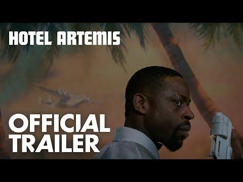 Hotel Artemis trailers
