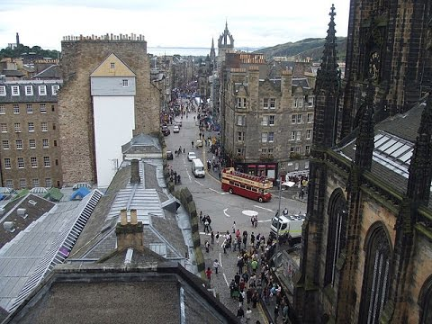 Places to see in ( Edinburgh - UK ) Royal Mile
