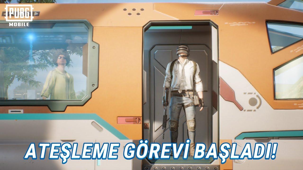 ATEŞLEME GÖREVİ MODU BAŞLADI! - PUBG Mobile