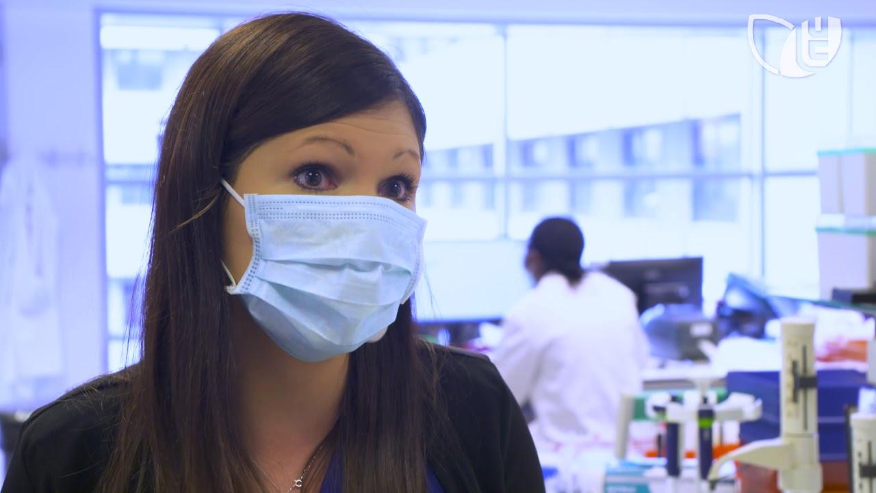 Le labo de biologie médicale de Saint-Luc face au Covid-19