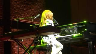 Tori Amos - The Power Of Orange Knickers - Linz 2014 FULL HD