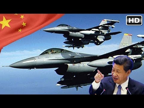 China Air Force Power 2017  - Ready to Become the Next Superpower