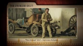 Special interview with Hollywood Director Terry George on 'The Promise' about the Armenian Genocide