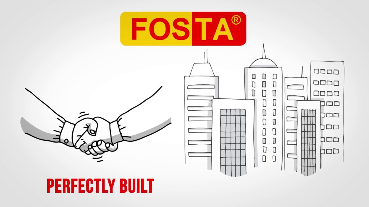 Home - FOSTA Pte Ltd