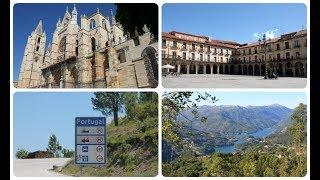 VLOG PORTUGAL 🇵🇹 #2 : visite de Leon 🇪🇸 et arrivée à Braga