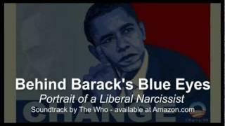 Behind Barack's