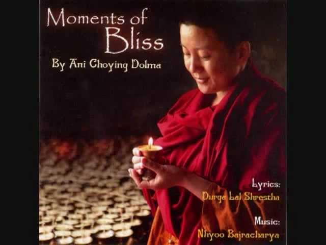 chiang mai nepali buddha song ganeshphoolko aakhama by Ani Choying Dolma - YouTube.flv