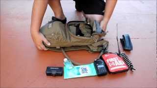 Camelbak MULE (military) hydration pack review mountain bike setup