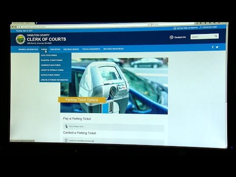 Hamilton County Clerk Of Courts Website Gets A Facelift