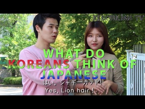Thumbnail: How do Koreans Think of Japan ?