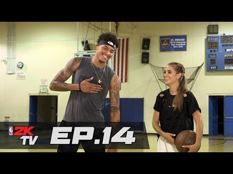 Kelly Oubre Jr. & Doris Burke - NBA 2KTV S3. Ep. 14