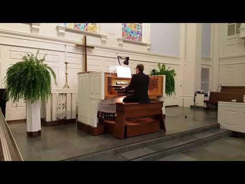 Ch.-M. Widor - Symphony No.5 F Minor; Viktor Billa - organ