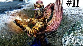 Skyrim: Прохождение с модами #11 НАКРИН И СОВНГАРД
