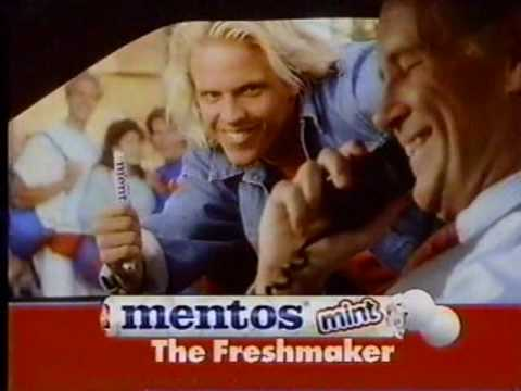 Download 1992 Mentos Commercial: The Freshmaker