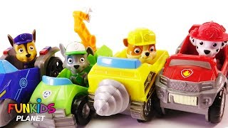 Video Paw Patrol Skye, Chase & Pups Car Race Rainbow Colored Orbeez download MP3, 3GP, MP4, WEBM, AVI, FLV Agustus 2018