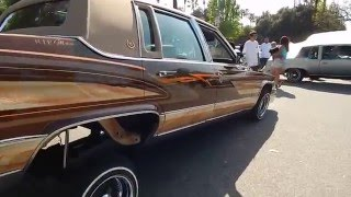 Lowriders of the San Fernando Valley