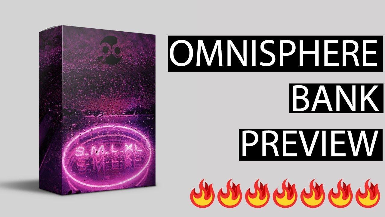 Omnisphere Preset Bank -