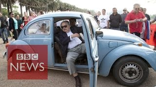Worldand39s And39poorest Presidentand39 Uruguayand39s Jose Mujica Andamp His 1m Vw