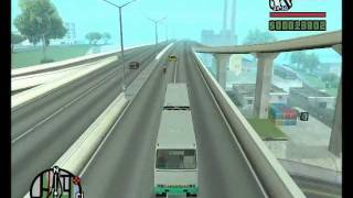 Ikarus 200 series in GTA San Andreas
