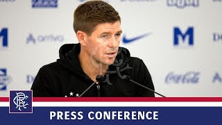 PRESS CONFERENCE | Steven Gerrard & Ryan Jack | 25 Jul 2018