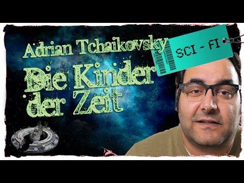 Die Kinder der Zeit YouTube Hörbuch Trailer auf Deutsch