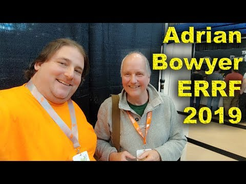T3DP ERRF 2019 Adrian Bowyer