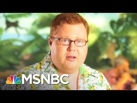 Meet The Koch Son Who Designs Literal Money Bag Shirts | All In | MSNBC