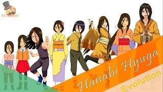 Naruto characters: Hanabi Hyuga