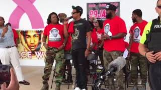 Jay Z Gives Speech At Trayvon Martin Walk 2018